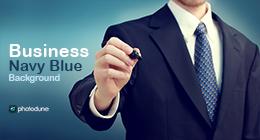 Business - Navy Blue