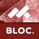 Bloc | Mosaic Muse Template Nulled