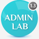 Admin Lab - Responsive Admin Dashboard Template Nulled