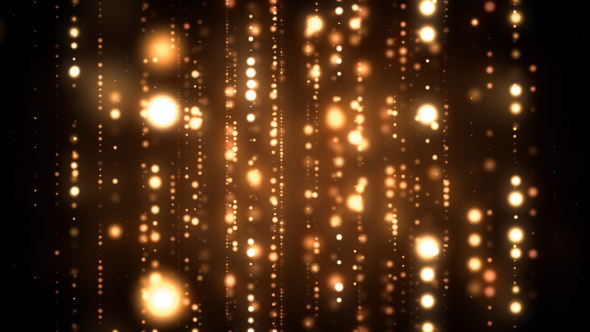 Light Strings Tunnel By Fxboxx Videohive