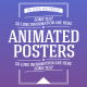 Animated Vintage Posters - VideoHive Item for Sale