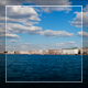 Beautiful Clouds Over Old City - VideoHive Item for Sale