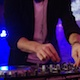Dj Playing at a Nightclub - VideoHive Item for Sale