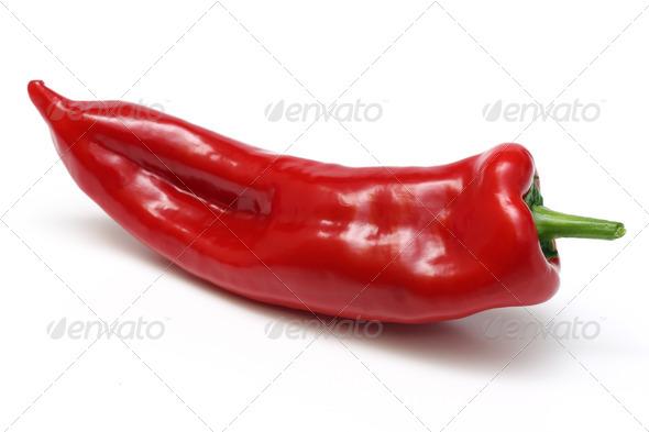 Chili1red chili - Stock Photo - Images