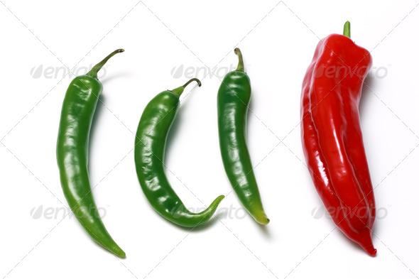 Chili - Stock Photo - Images
