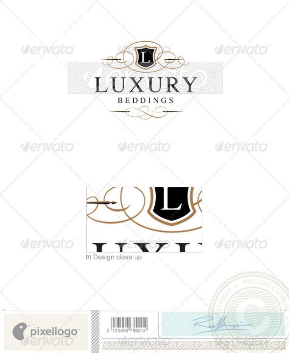 Hotel Logo - 2286 - Crests Logo Templates