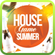 House Game Summer Party/Club Flyer Template - GraphicRiver Item for Sale