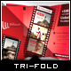 Ultimate Movie/Photography - Tri-Fold Brochure - GraphicRiver Item for Sale