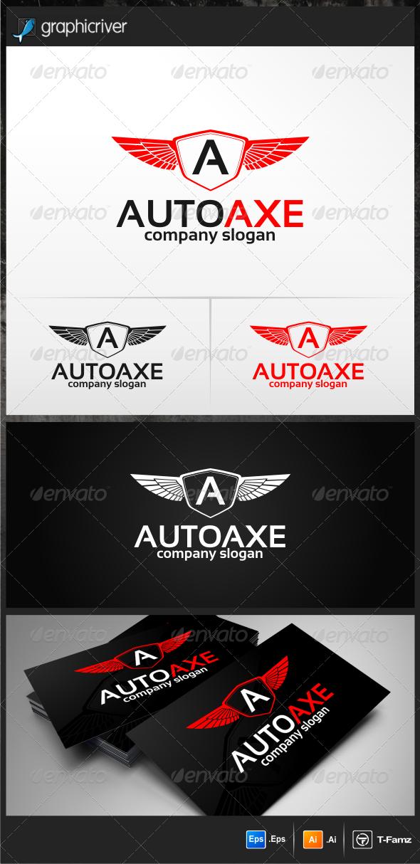 Autoaxe Logo Templates - Objects Logo Templates
