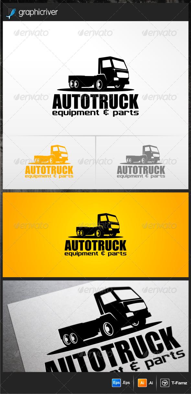 Auto Truck Logo Templates - Objects Logo Templates