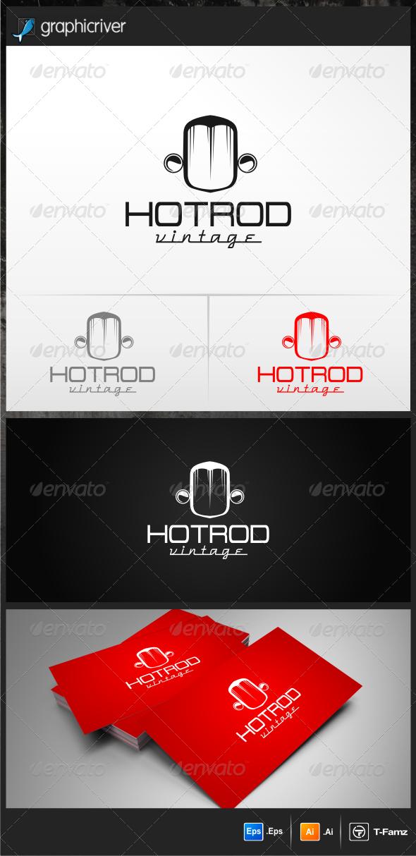 Hotrod - Objects Logo Templates