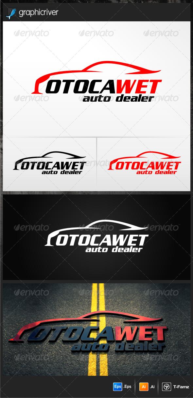 Otocawet Logo Templates - Objects Logo Templates