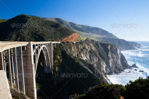 Bixy Bridge - Stock Photo - Images