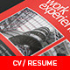 Resume Package  - GraphicRiver Item for Sale