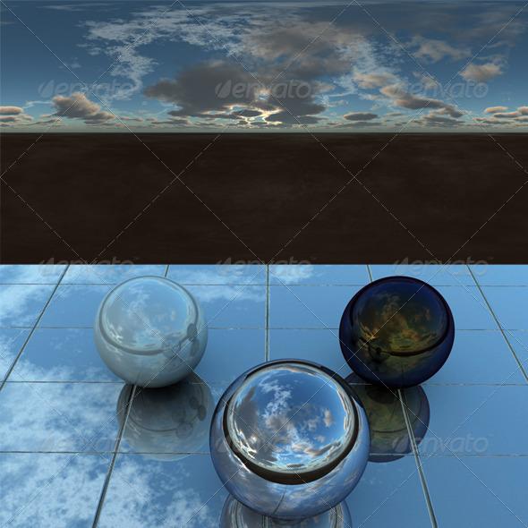 Desert 37 - 3DOcean Item for Sale