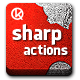 Sharp Actions 300 & 72 dpi - GraphicRiver Item for Sale
