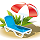 Summer Vacation on the Beach - GraphicRiver Item for Sale