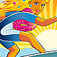 Surfing Girl - GraphicRiver Item for Sale