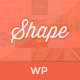 Shape - Professional WordPress Photography Theme - ThemeForest Item for Sale