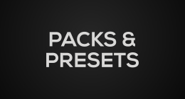 Packs / Presets