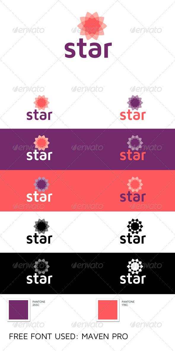 Star Logo - Abstract Logo Templates