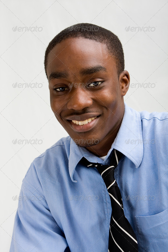 Young business professional - Stock Photo - Images