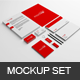 Stationery / Branding Mock-Up - GraphicRiver Item for Sale