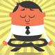 Meditation - GraphicRiver Item for Sale