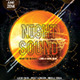 Night Sound Flyer - GraphicRiver Item for Sale