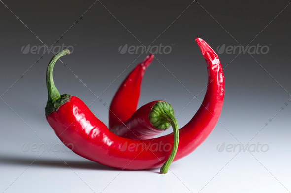 Red Hot Pepper - Stock Photo - Images
