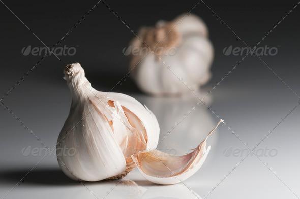 Garlic - Stock Photo - Images