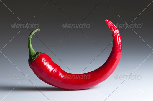 Red Pepper - Stock Photo - Images