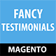 Fancy Testimonial Magento Extension - CodeCanyon Item for Sale