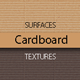 Cardboard Corrugated Textures - GraphicRiver Item for Sale