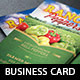 Farmers Business Card Template - GraphicRiver Item for Sale
