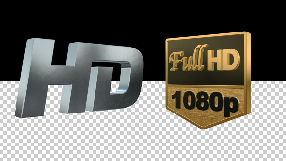 3d Full Hd Logo By Lefsarts Videohive