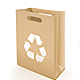 5 Recycling Paper Bags - GraphicRiver Item for Sale