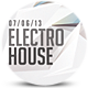 Electro House Flyer  - GraphicRiver Item for Sale