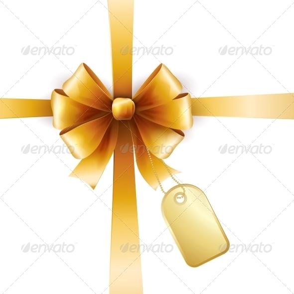 Gift Bow - Valentines Seasons/Holidays