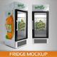 Fridge Mockup - GraphicRiver Item for Sale