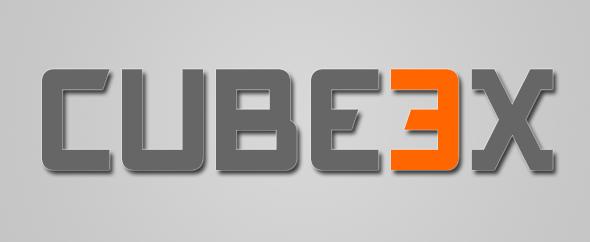 Cube3x logo codecanyon