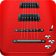 Electric Guitar Icon - GraphicRiver Item for Sale