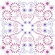 Purple Floral Seamless Pattern - GraphicRiver Item for Sale