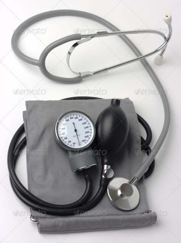 Sphygmomanometer - Stock Photo - Images