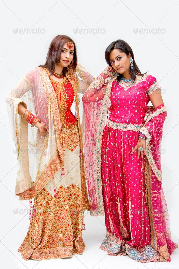 Bangali brides - Stock Photo - Images