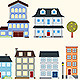 Retro House Icon Vol 3 - GraphicRiver Item for Sale