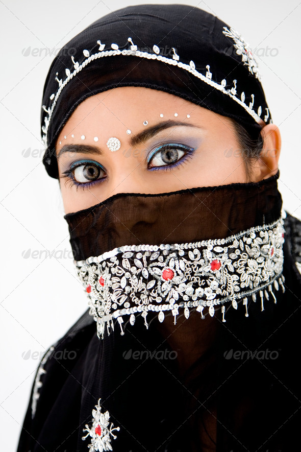 Gypsy woman - Stock Photo - Images