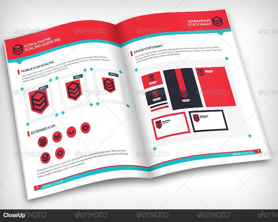 BrandBook Template | Volume 1 by vinirama | GraphicRiver