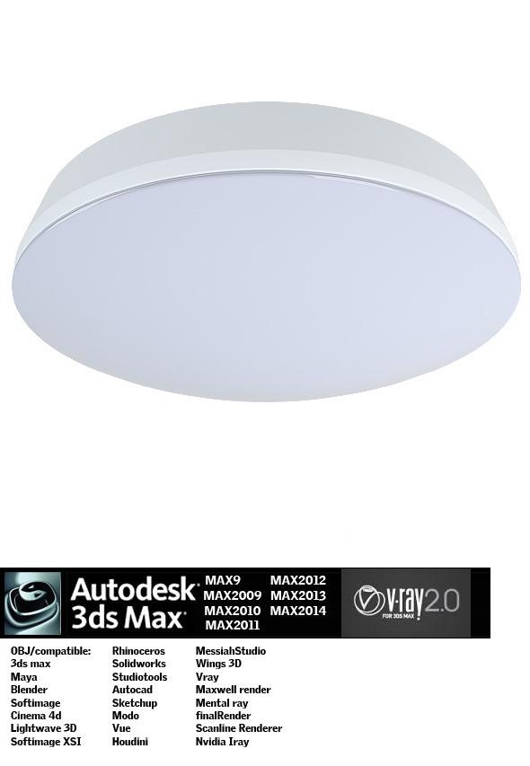 Industrial Lighting ES 5 - 3DOcean Item for Sale