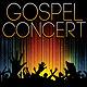 """""""Gospel Concert"""" Lights Church Flyer - GraphicRiver Item for Sale"""